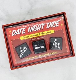 Date Night Dice: Dinner, a Movie & Then Some