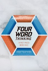 Four Word Thinking: A Fast-Paced Word Race Game