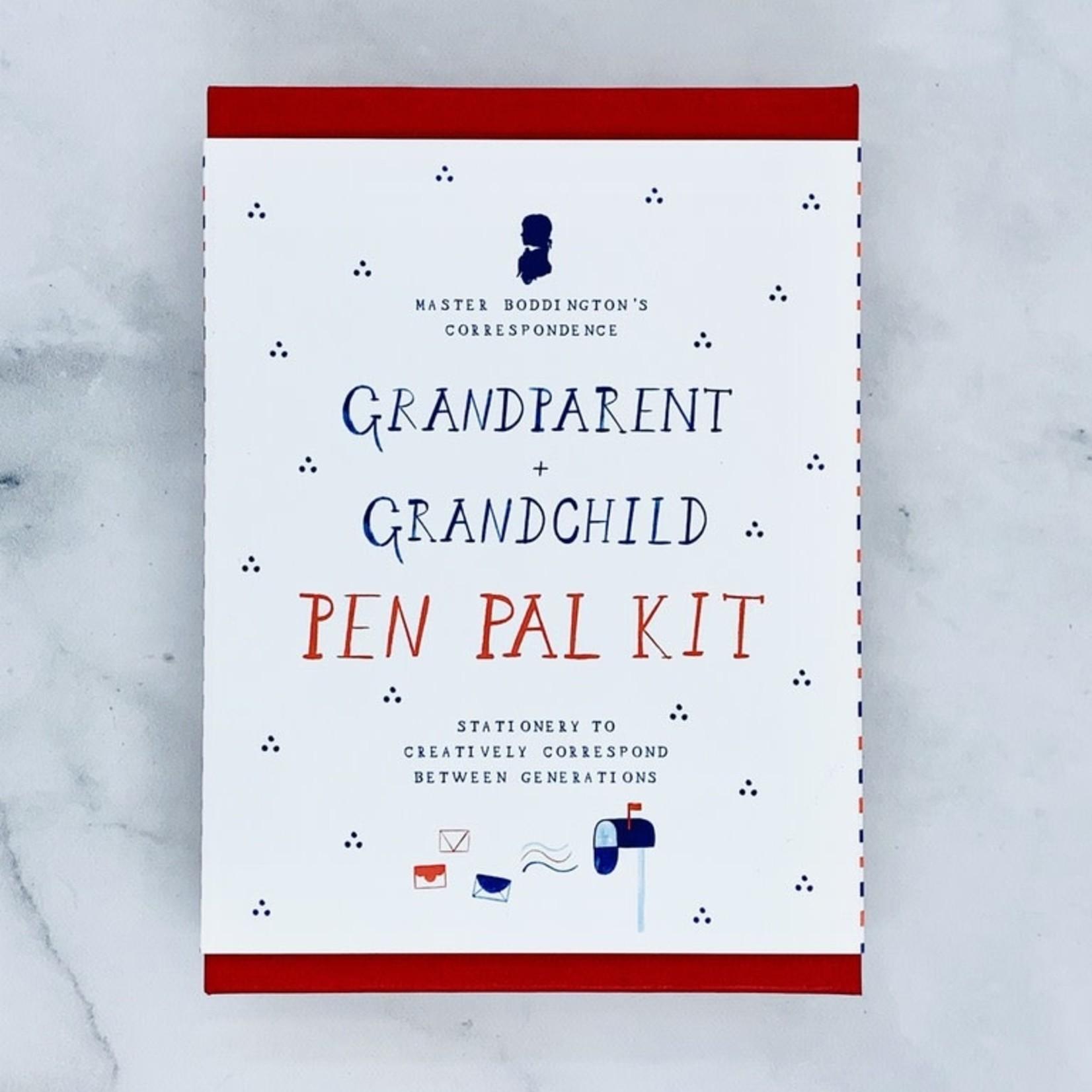 Mr. Boddington's Studio Grandparent & Grandchild Pen Pal Kit