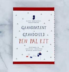Mr. Boddington's Studio Grandparent & Grandchild Pen Pal Kit