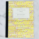 Mr. Boddington's Studio Pencil Composition Notebook
