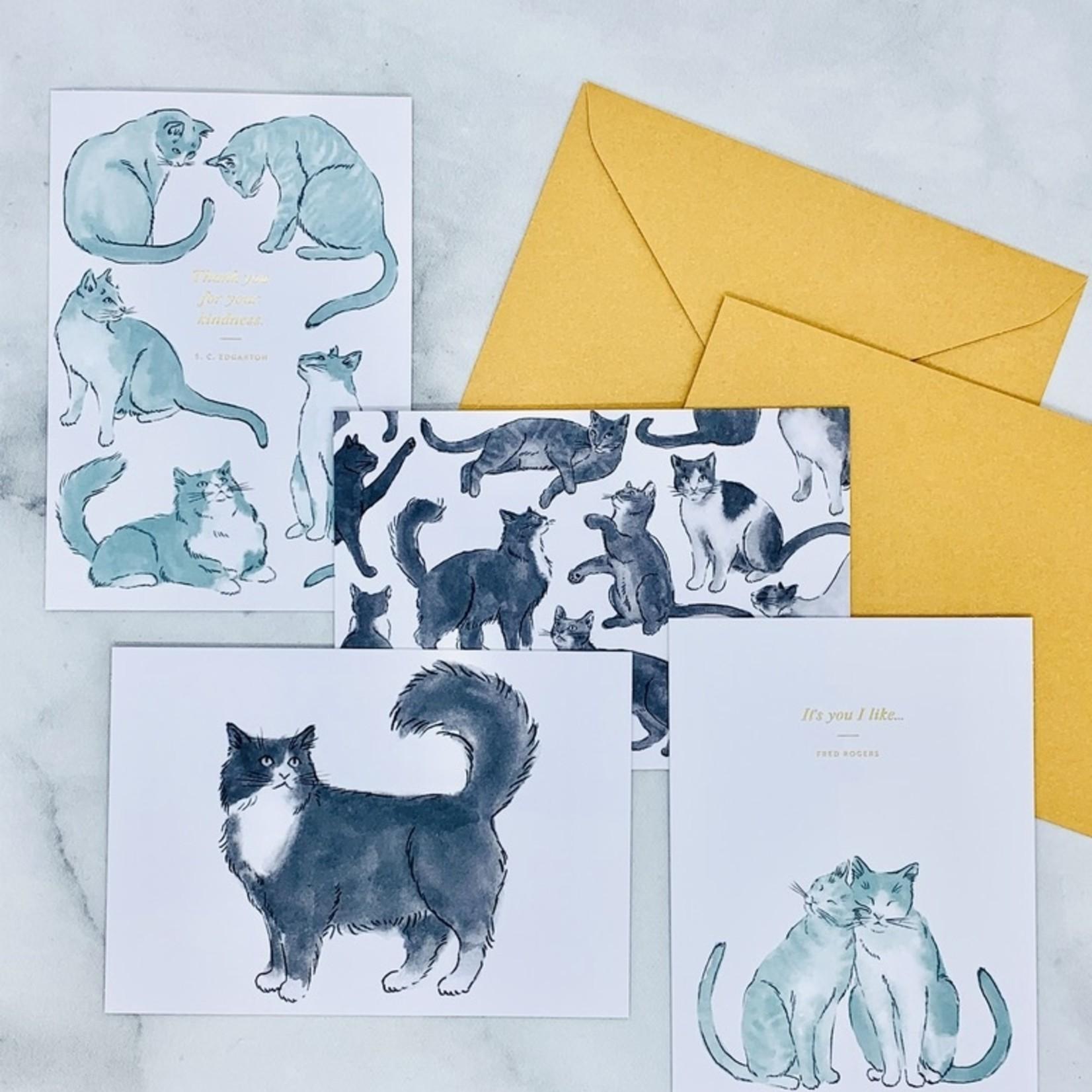 Appreciation & Friendship Notecards Set/12: