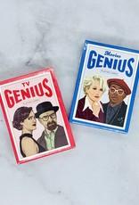 Genius Playing Cards: