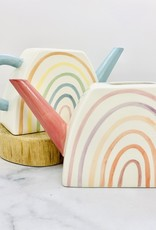 Accent Decor Rainbow Water Can