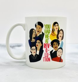 You Had Me At Revolution Mug