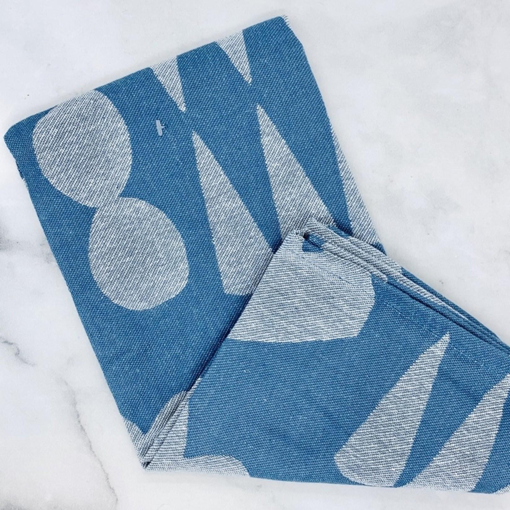 Jacq Tea Towel: