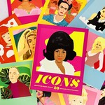 ICONS Notecards 20 Notecards of Inspiring Women