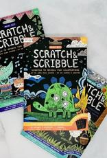 Mini Scratch & Scribble: