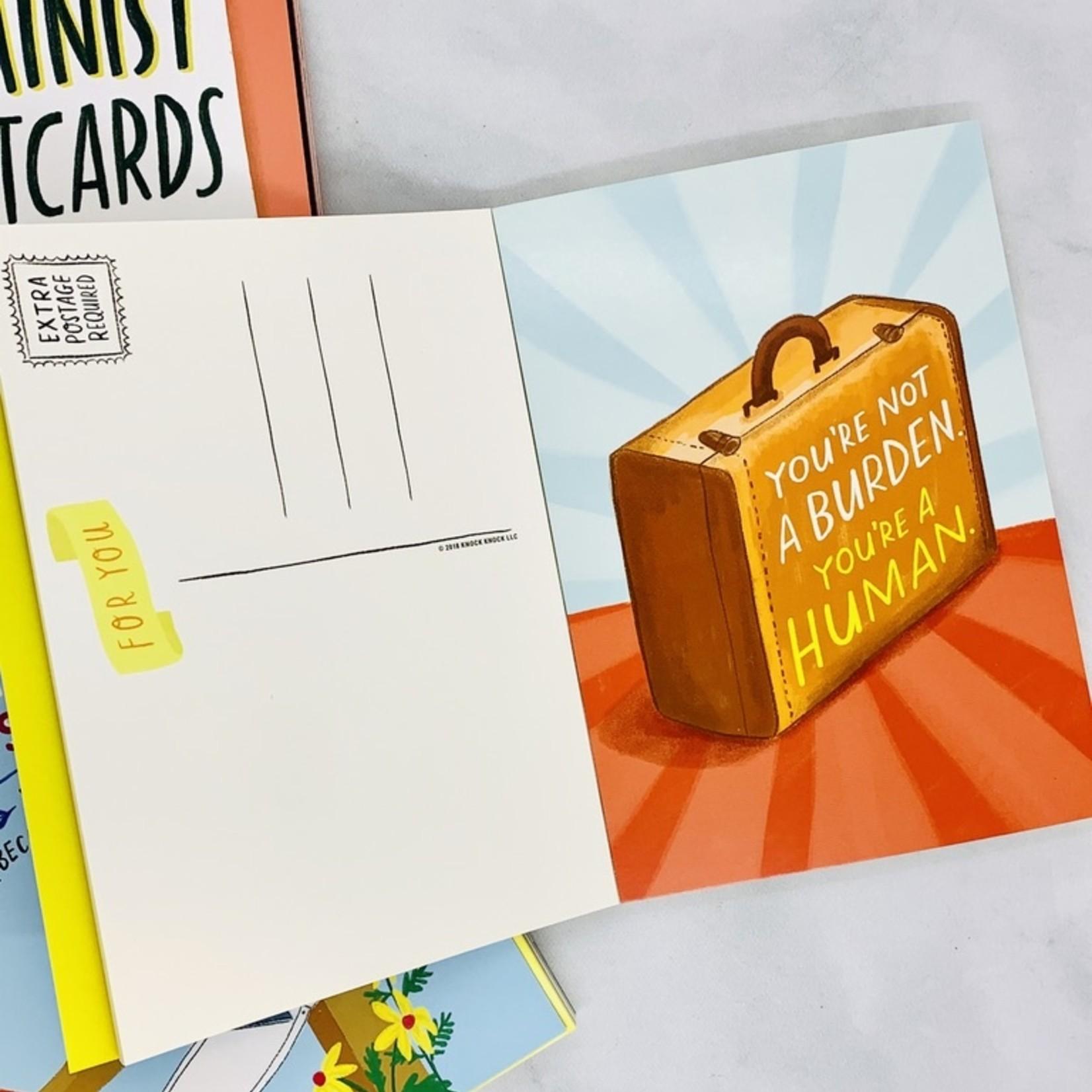 Postcard Book:
