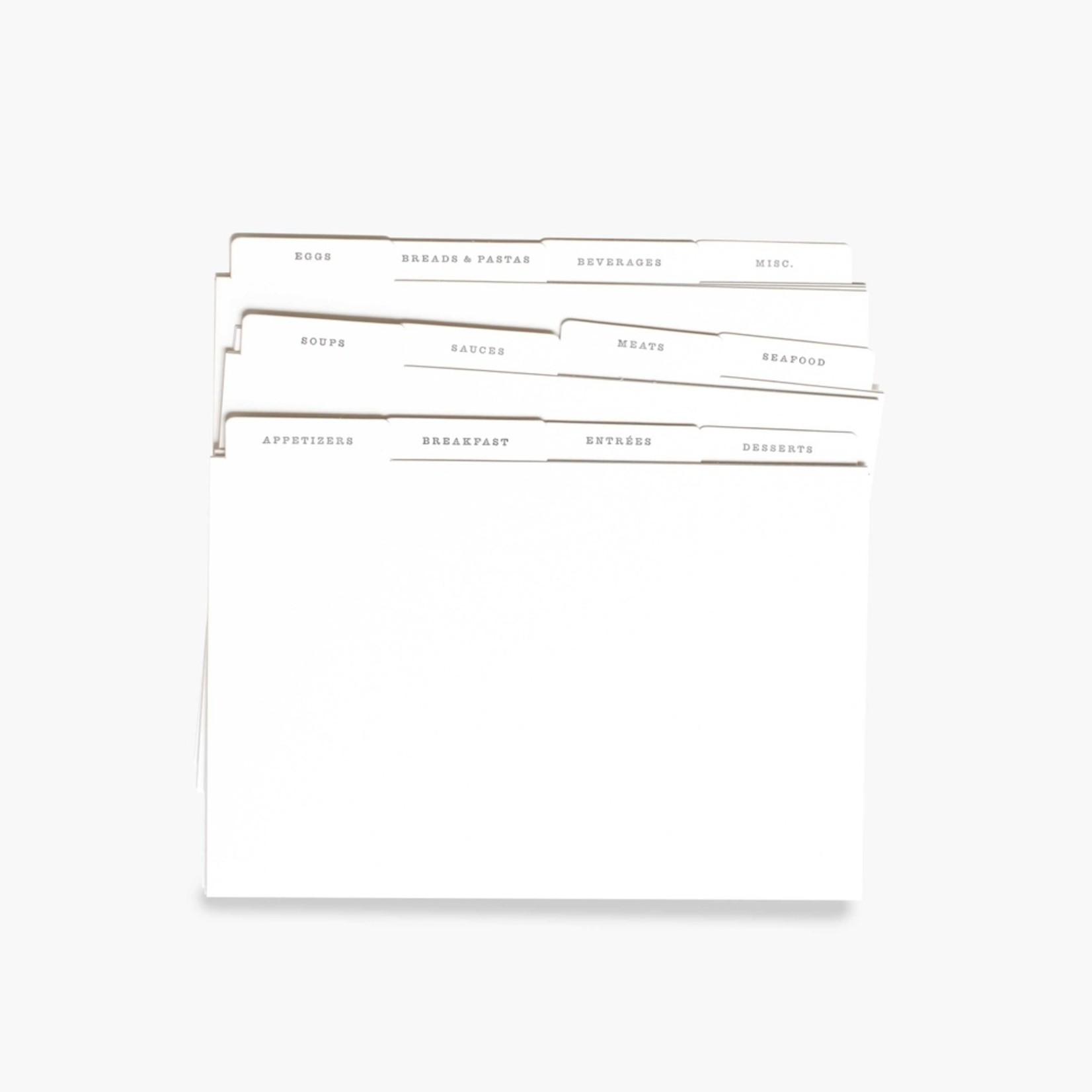 Rifle Paper Recipe Box: