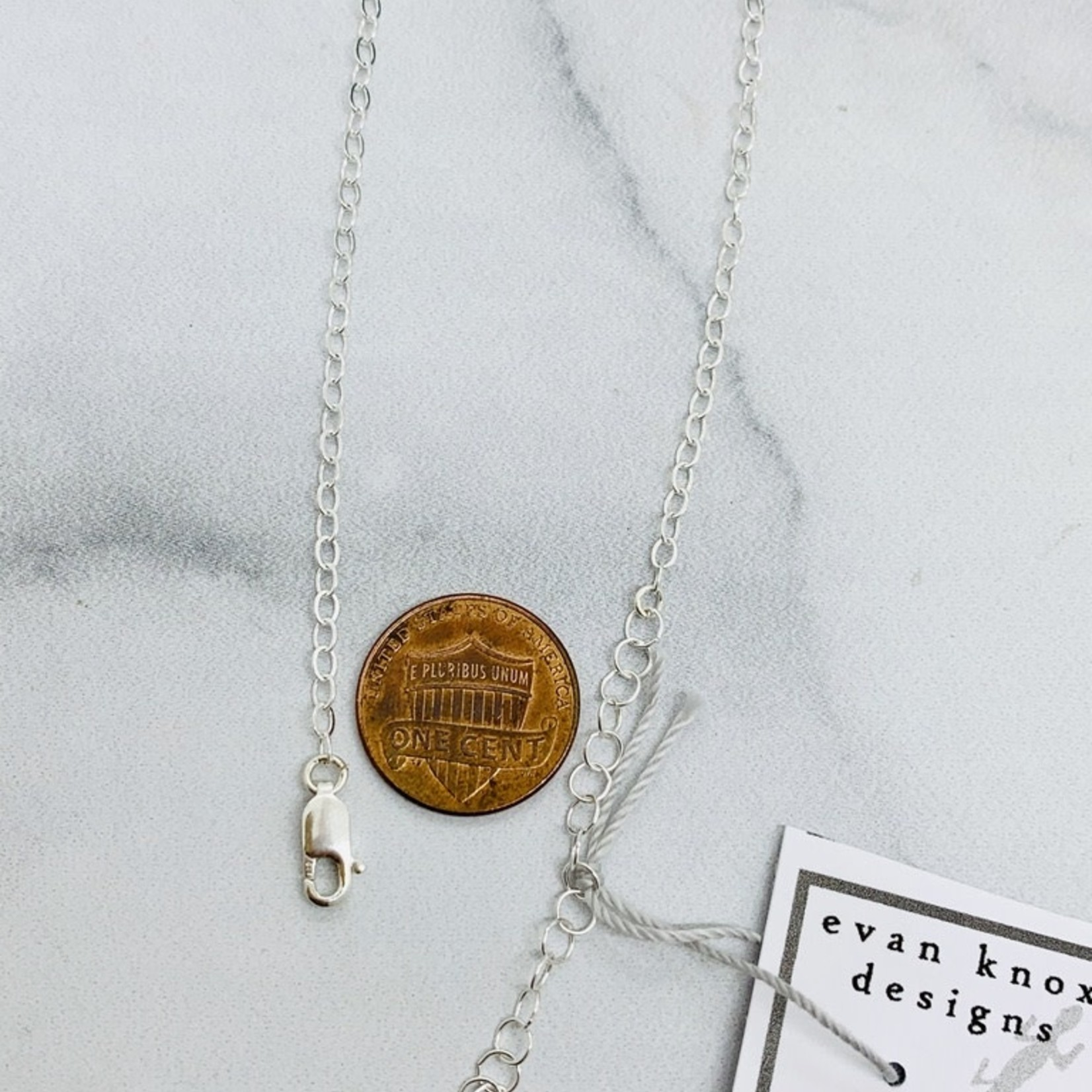 "Handmade Necklace with washer, rainbow moonstone ""if only we dare"" Amanda Gorman"