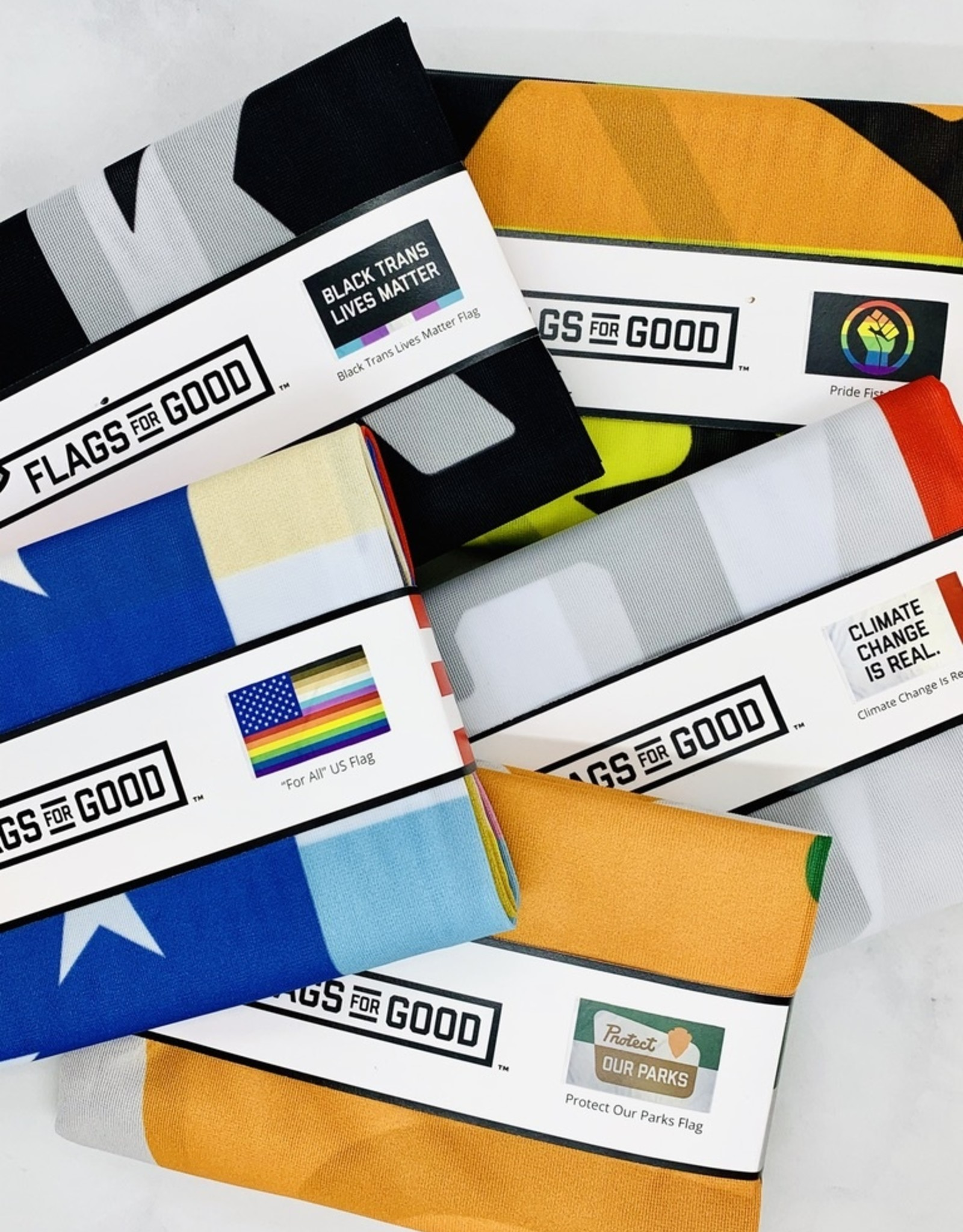 Flags for Good Flags for Good Activism: