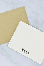 Grateful Mushroom Flat Notecards Set of 8