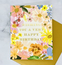 Marguerite Birthday Card