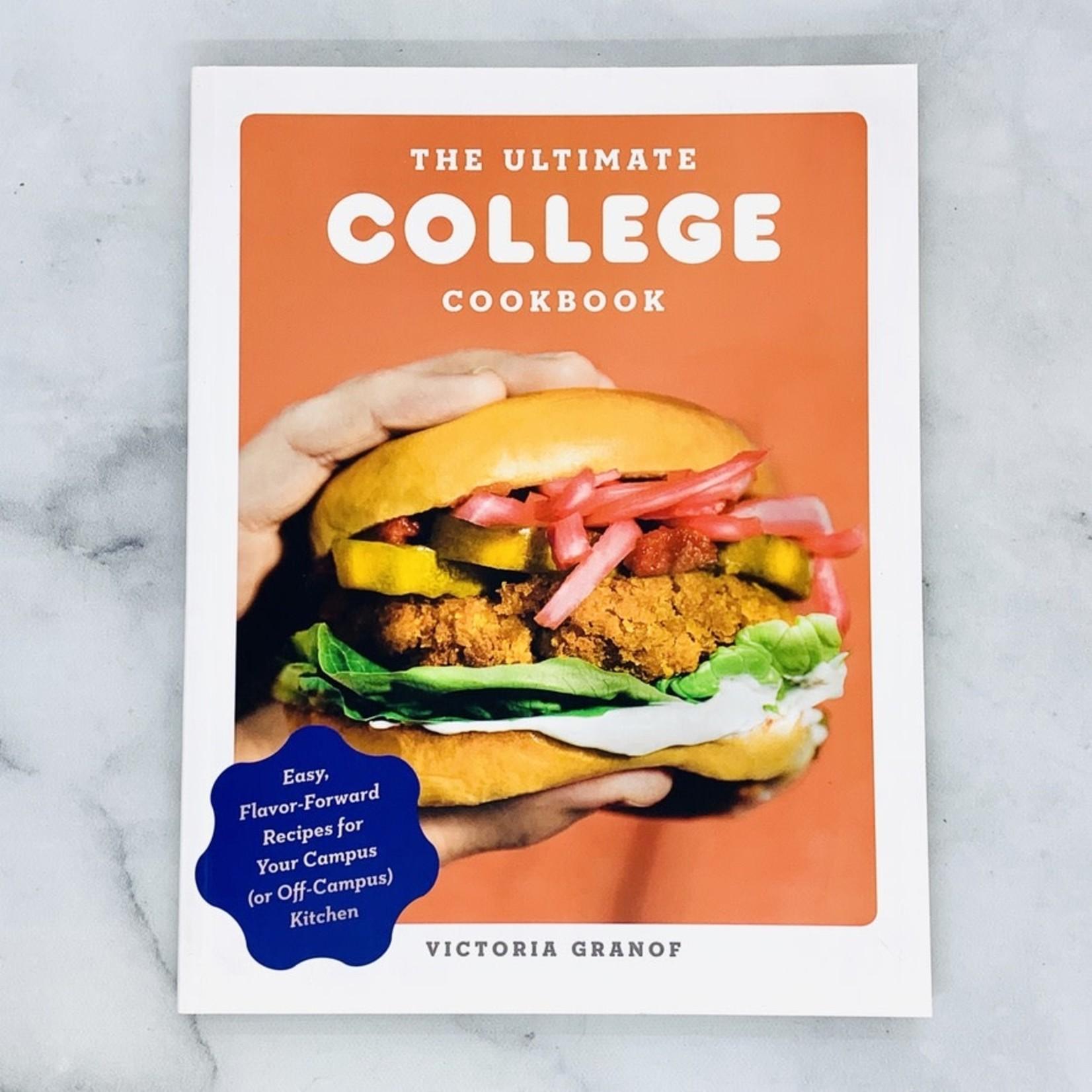 Ultimate College Cookbook