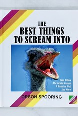 Best Things to Scream Into