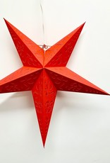 Star Light with 12' Cord Red Punch