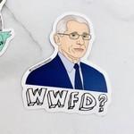 Dr. Fauci Sticker