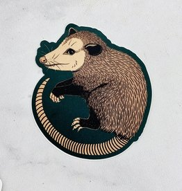 Hannah Lee Scott Possum Sticker