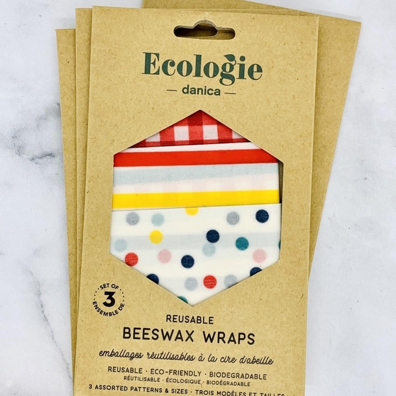 Bee's Wax Wrap Set of 3: