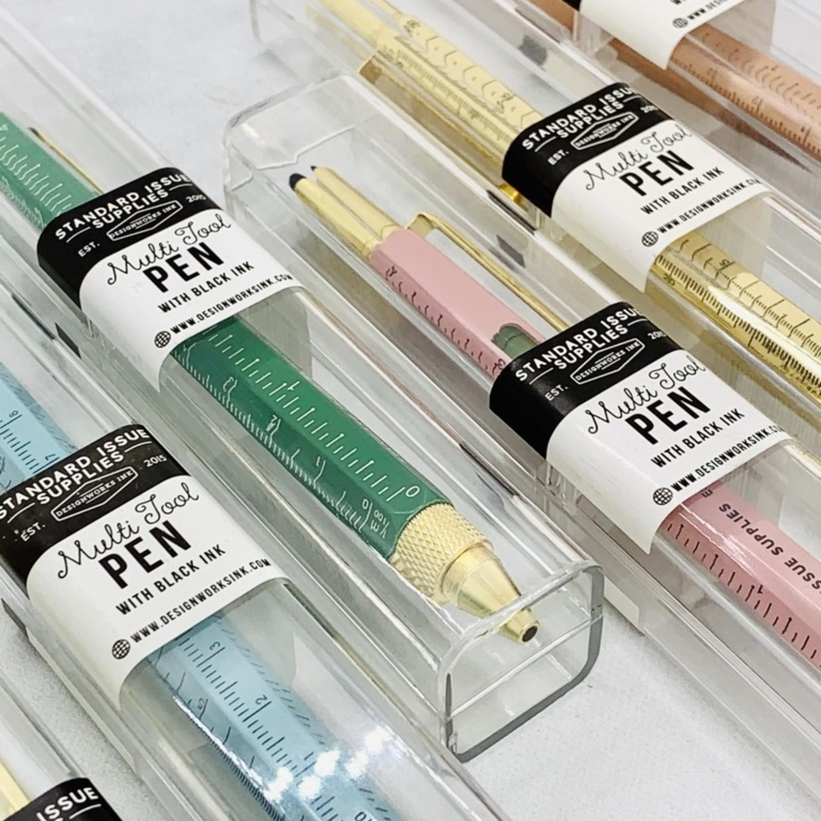 Design Works Standard Issue Tool Pen: