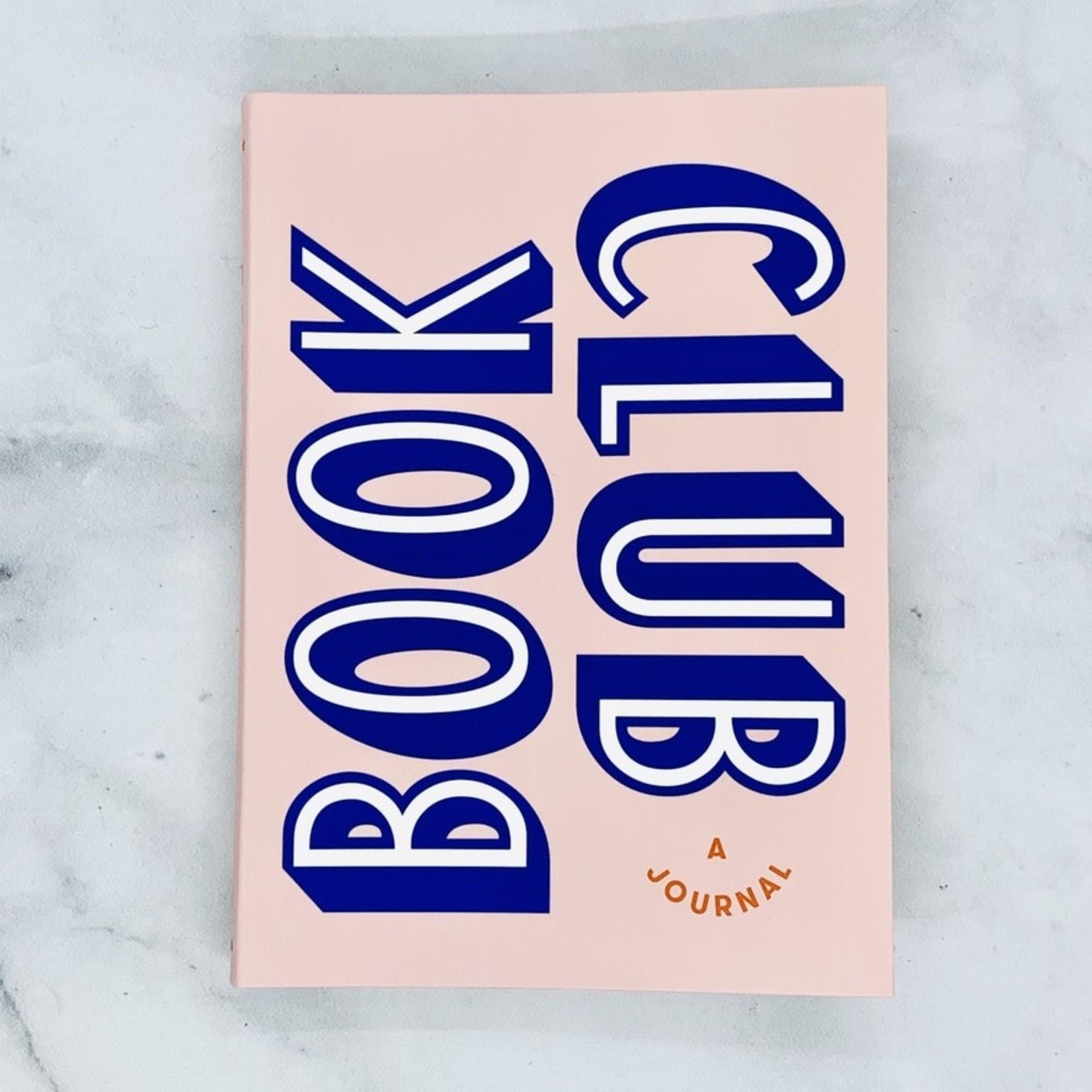 Book Club: A Journal