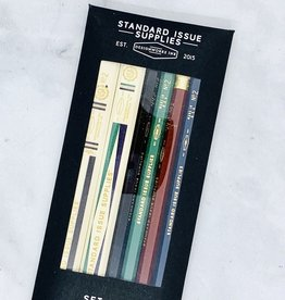 Design Works Standard Issue Pencil Set