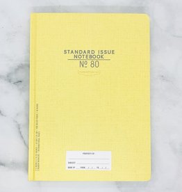 Design Works Standard Issue No. 80 Notebook: