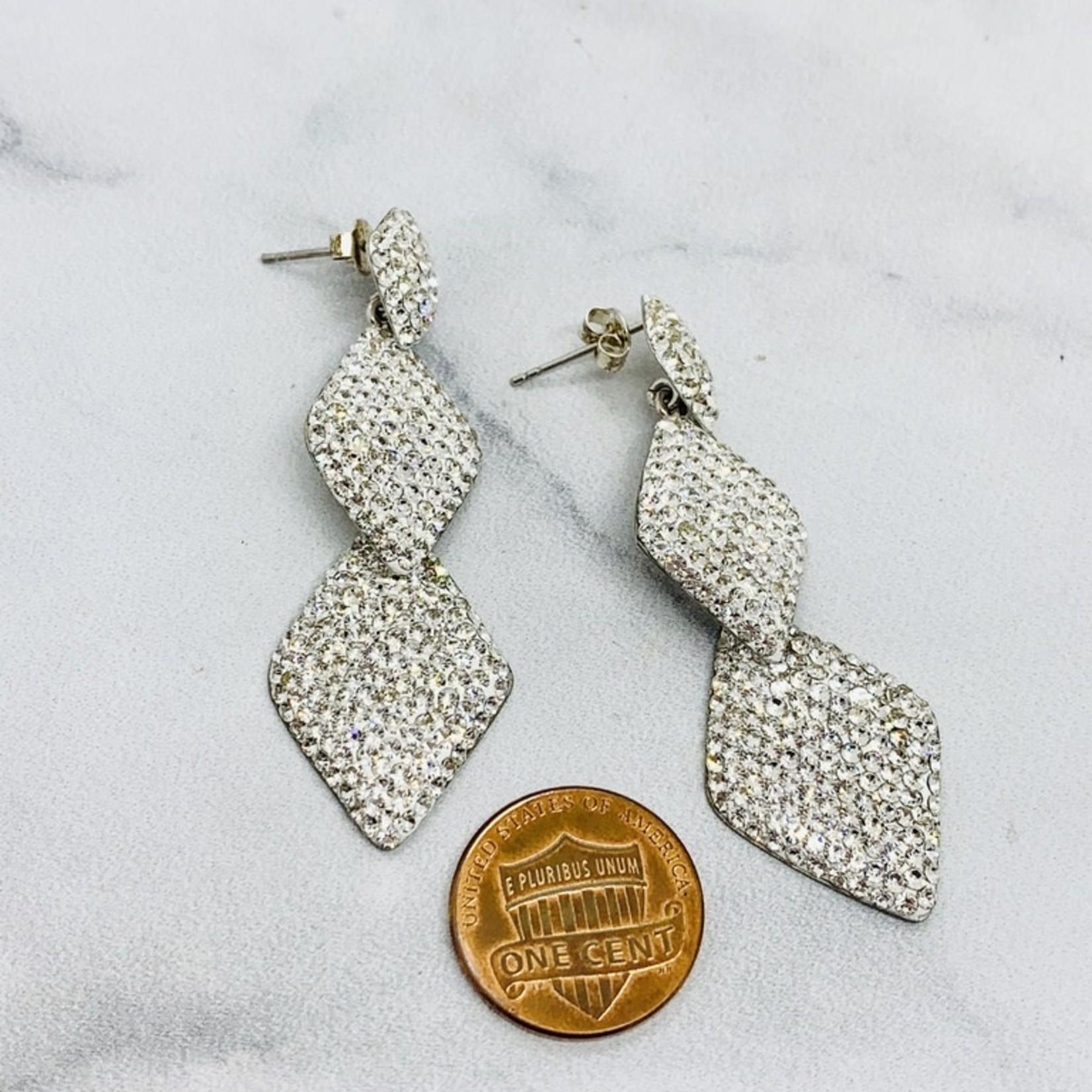 Native Gems MARVEL ilume earrings, silver