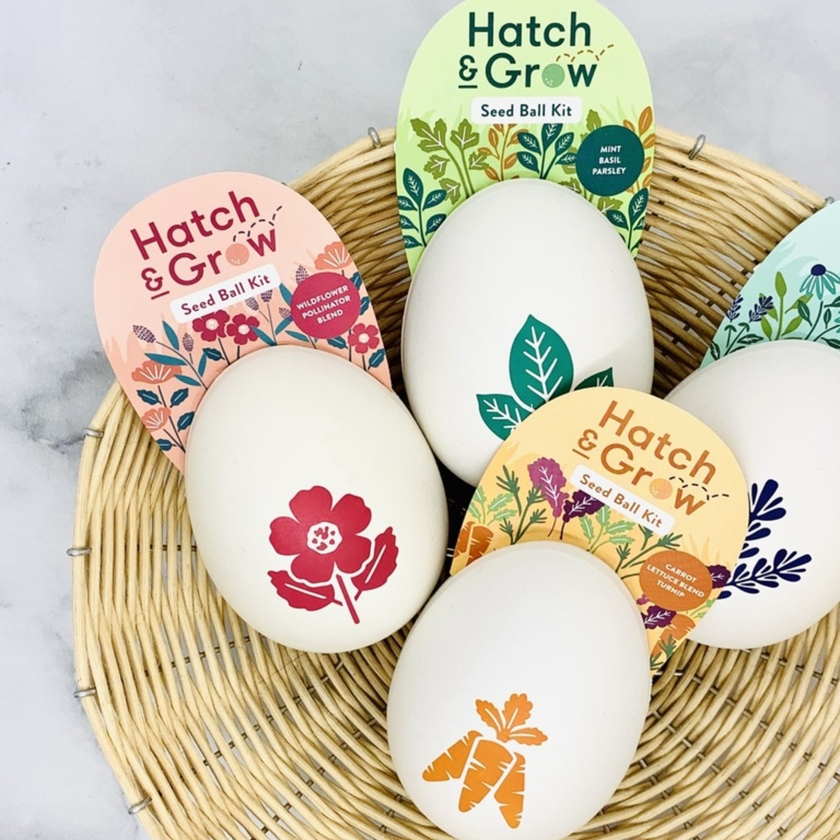 Hatch & Grow: