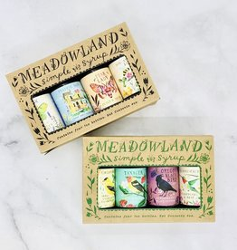 Meadowland Syrup Meadowland Simple Syrup Collection