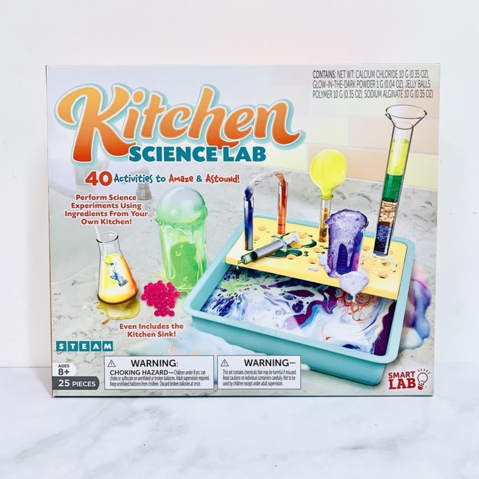 Kitchen Science Lab