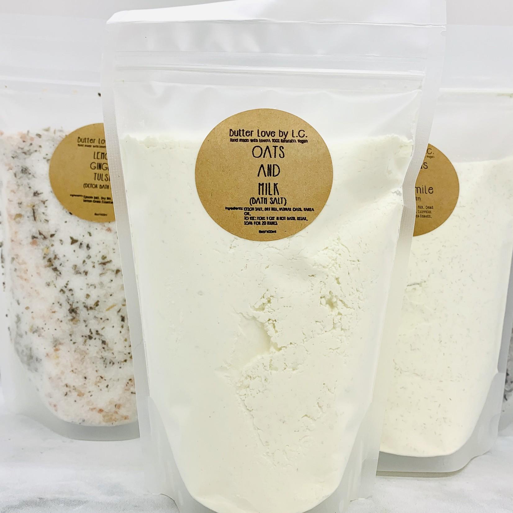 Butter Love by L.C. Butter Love Bath Salts & Milk Baths:
