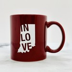 In Love, Indiana Mug