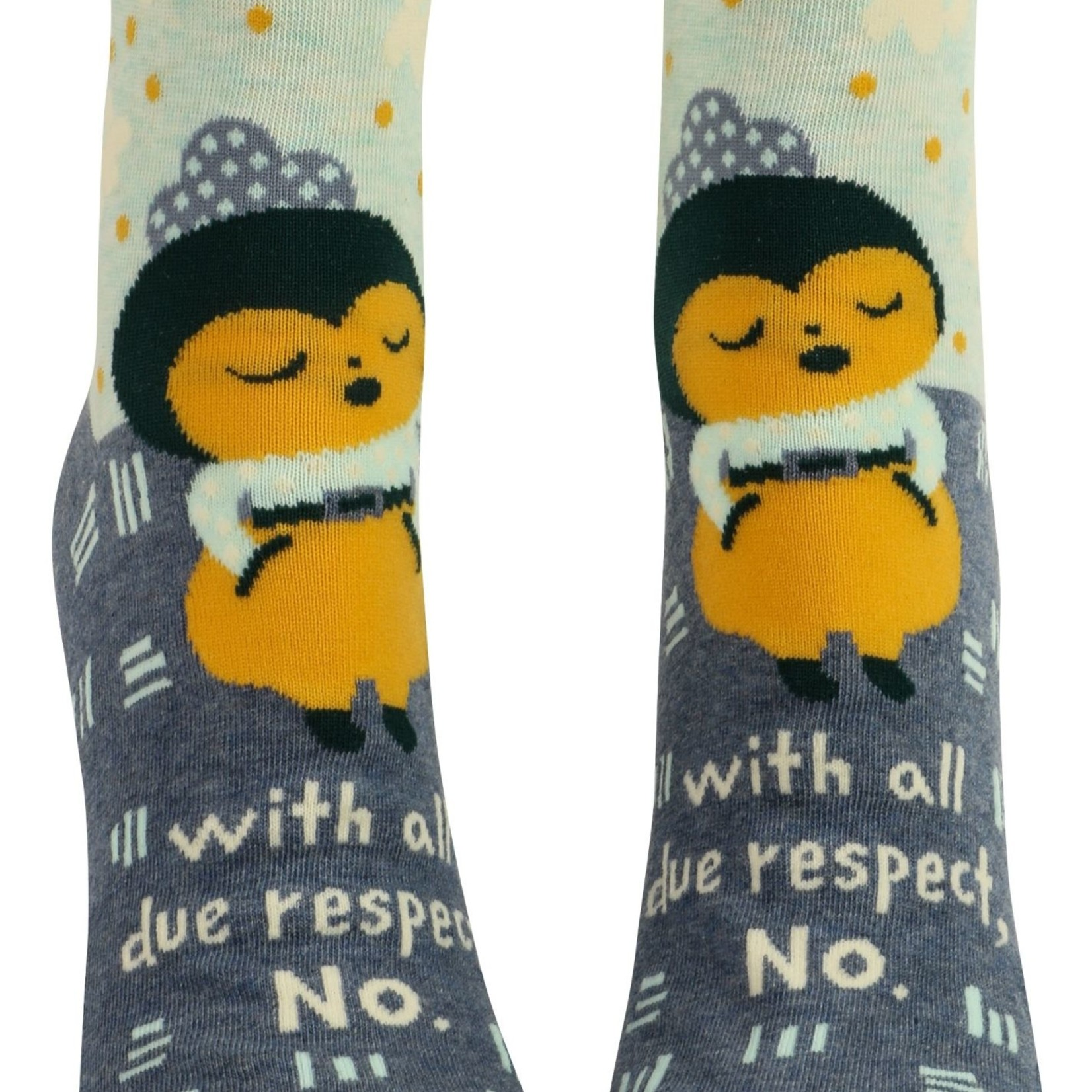 All Due Respect Women's Ankle Socks