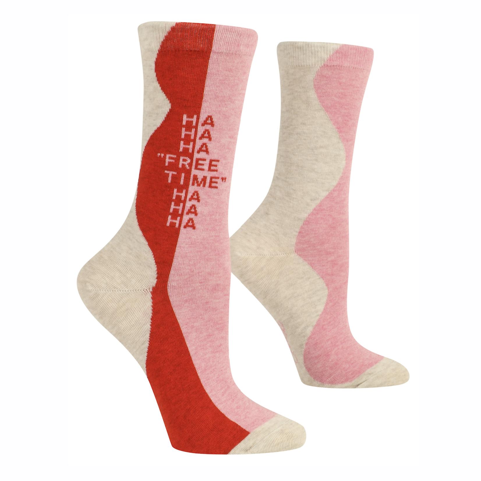 Free Time Women's Crew Socks