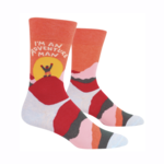 Adventure Man Men's Crew Socks