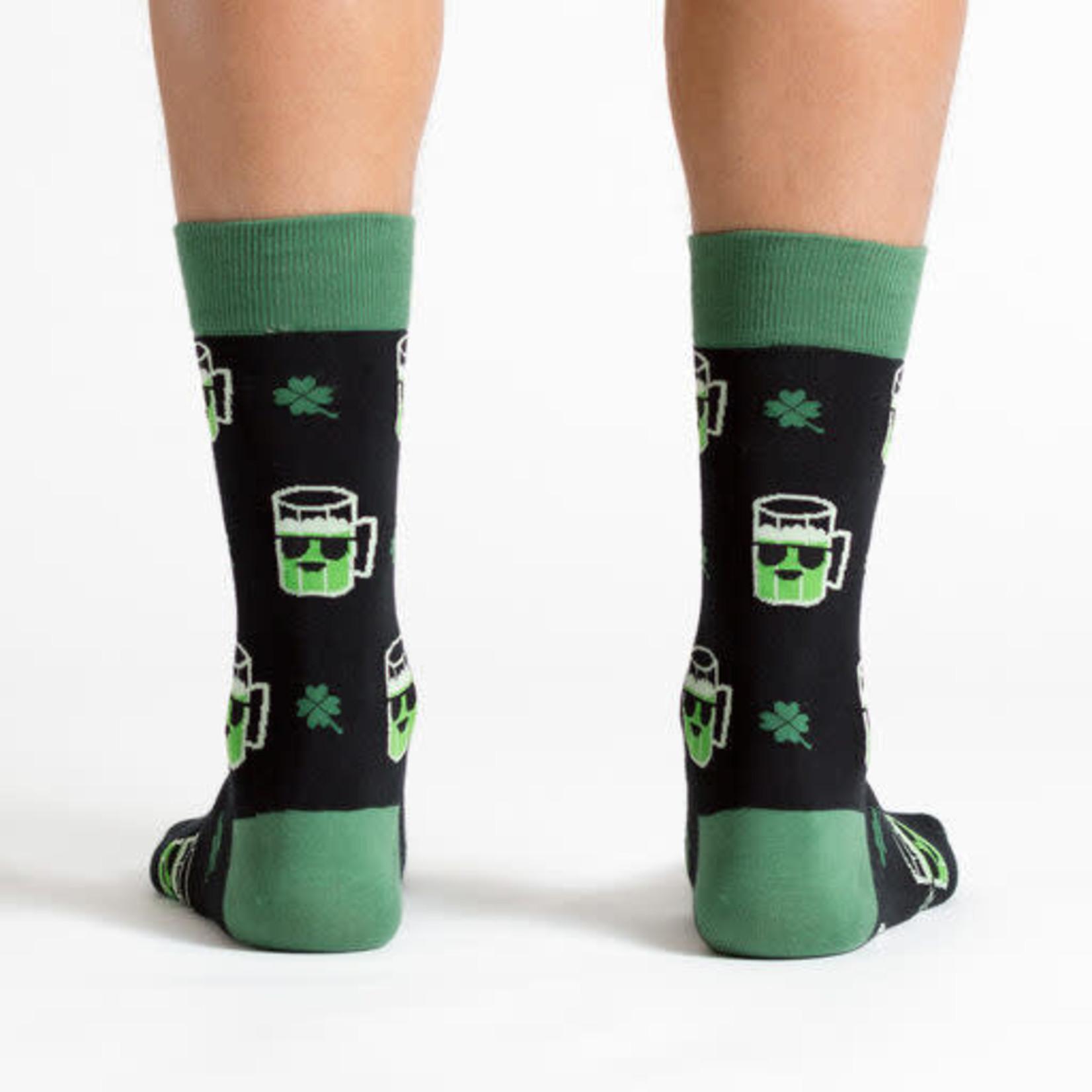 Men's Sock It To Me Lucky Beer