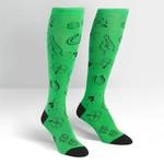 Lucky Knee High Socks
