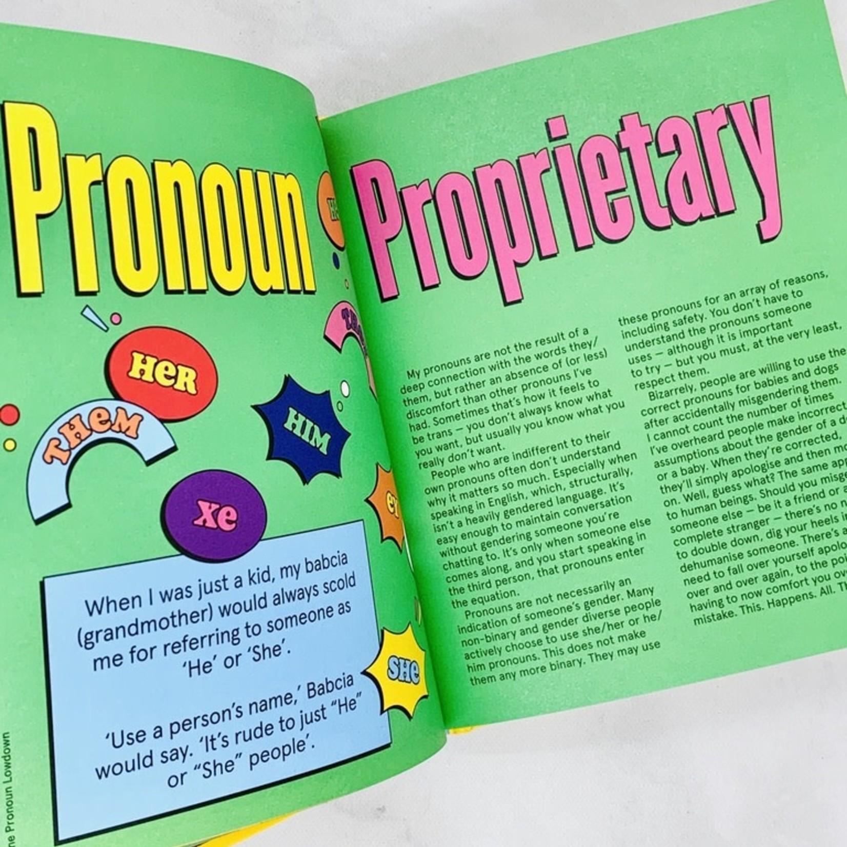 Pronoun Lowdown