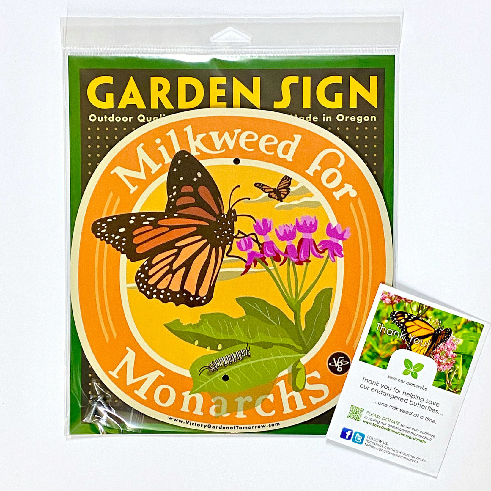 Garden Signs:
