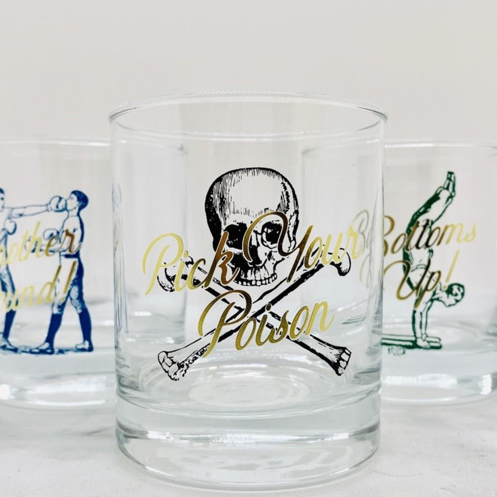 Design Works Rocks Glass: