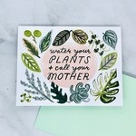 Little Low Studio Plant Mother Card