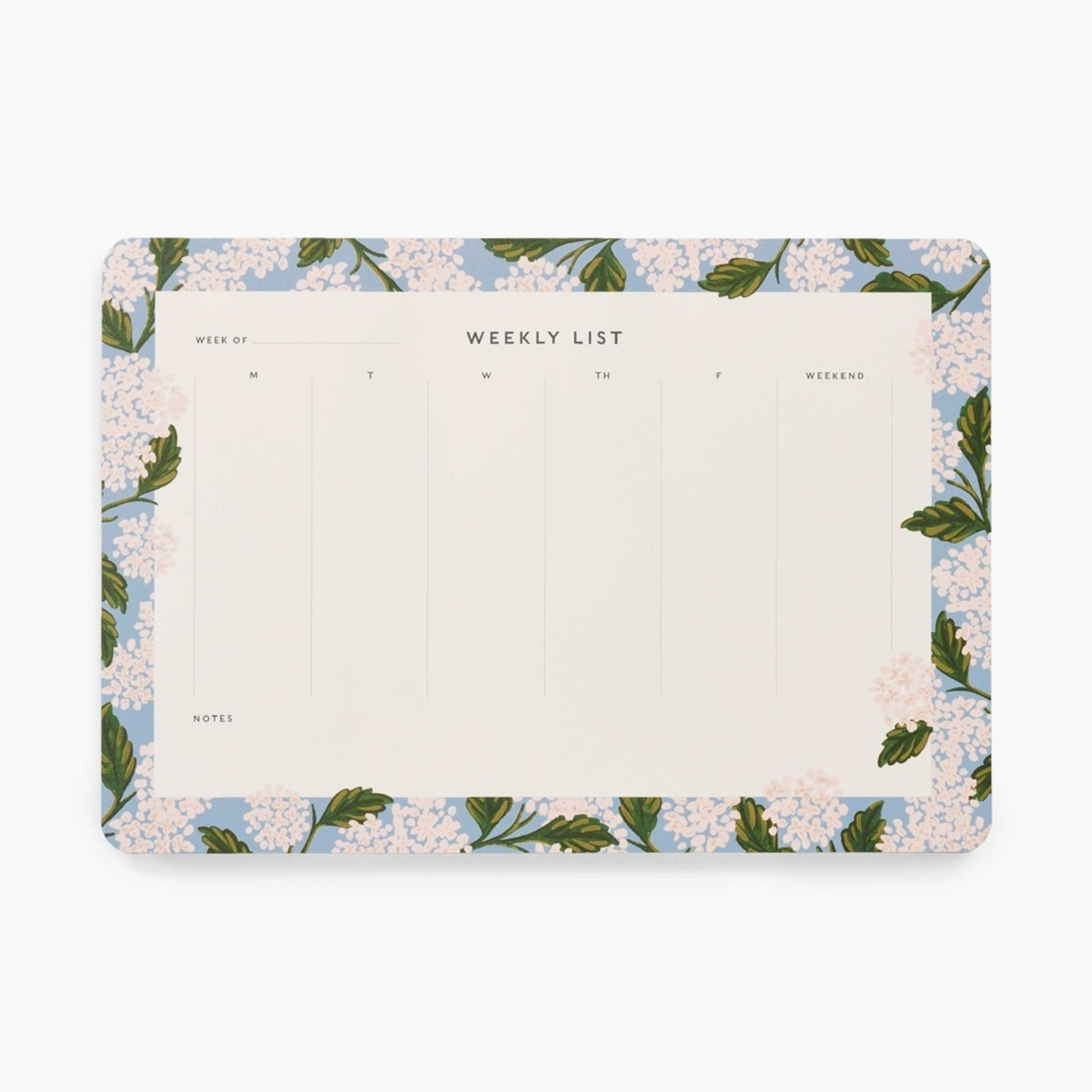 Rifle Paper Weekly Desk Pads