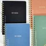 Design Works A5 Crest Notebook: