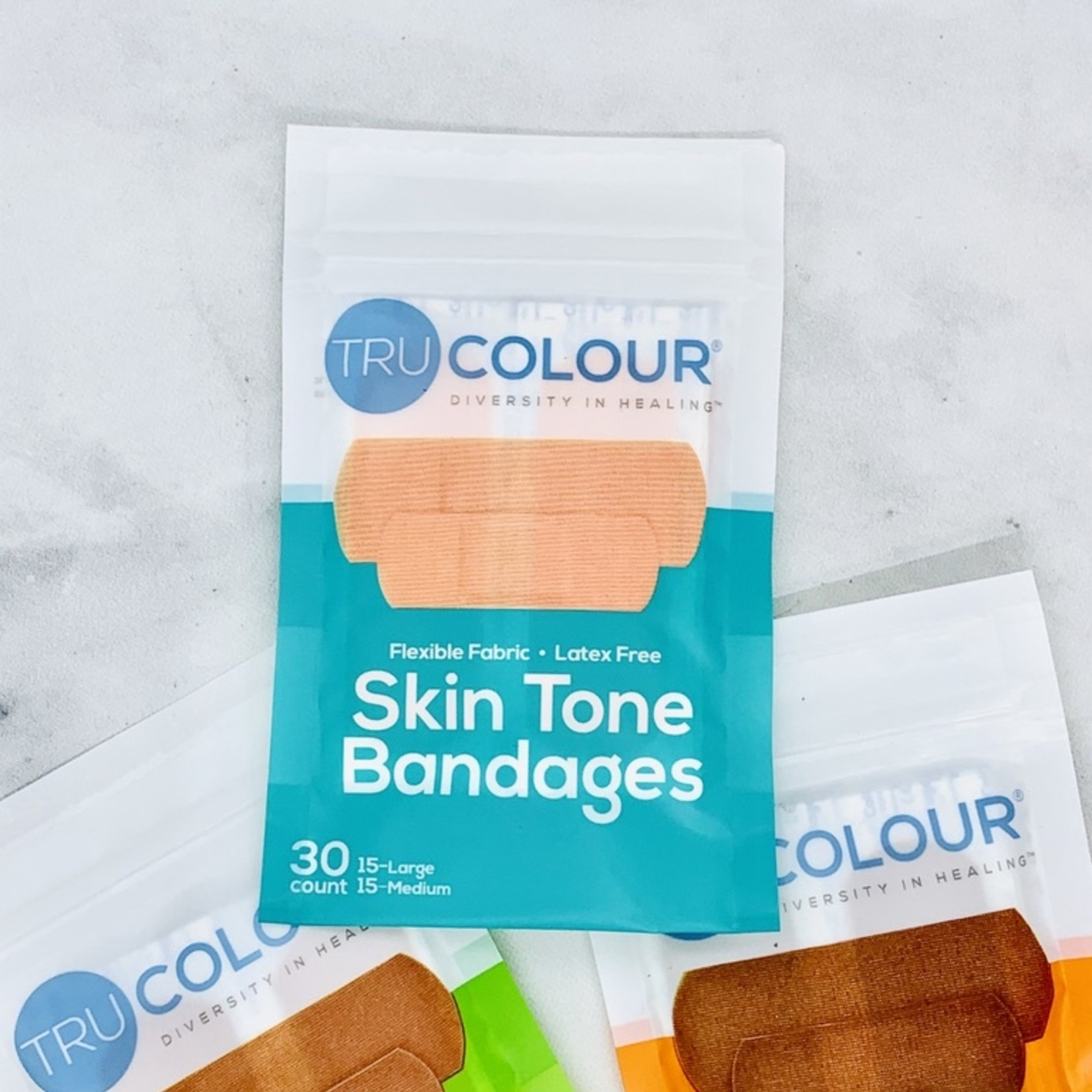 TruColour TruColour Skin Tone Bandages