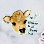 Kindness to All Sticker