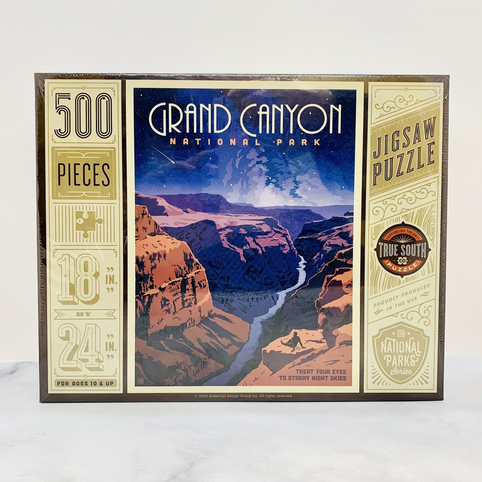 Grand Canyon Starry Night 500pc Puzzle