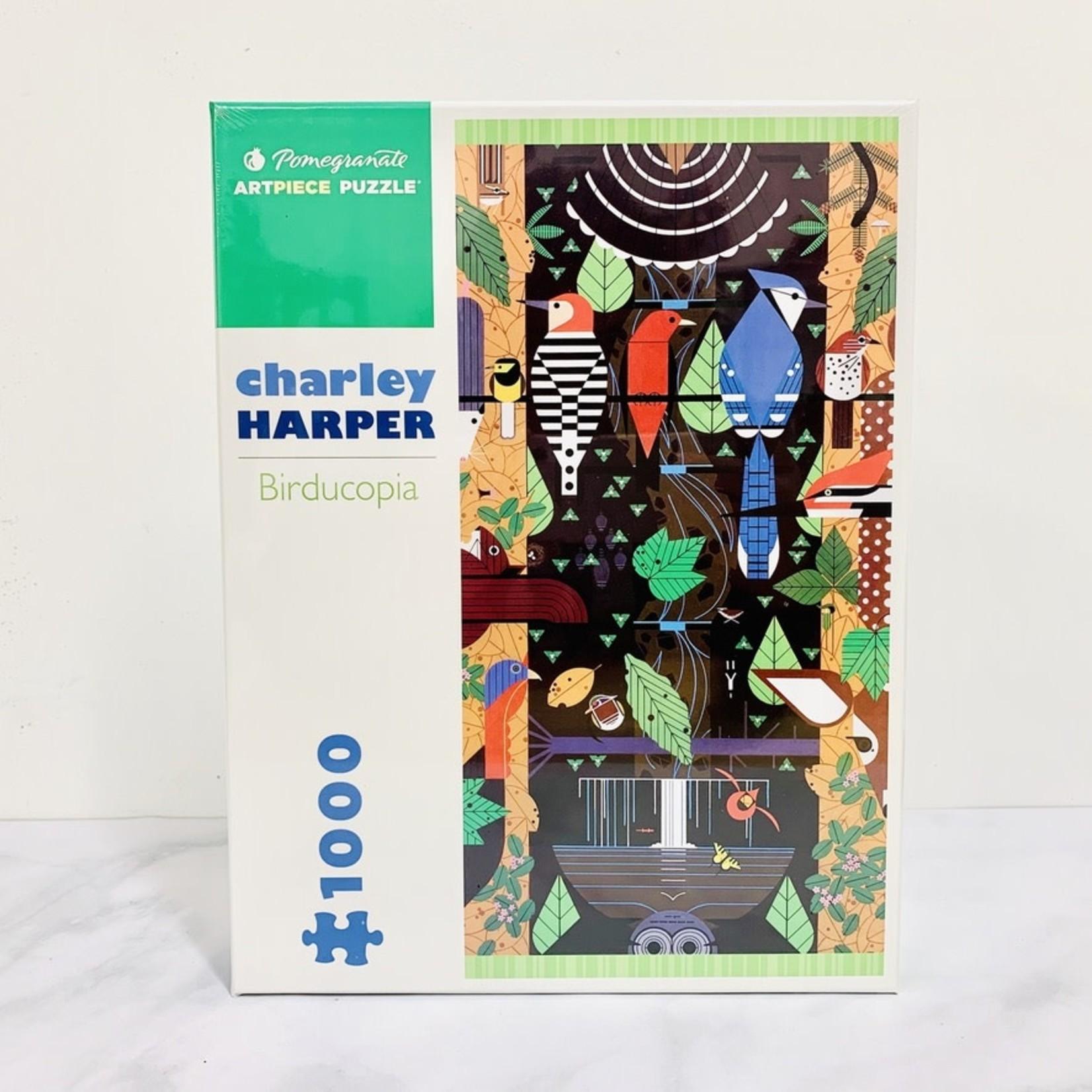 Charley Harper: Birducopia 1000-pc Puzzle