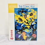 Charley Harper The Coral Reef 1000-pc Puzzle